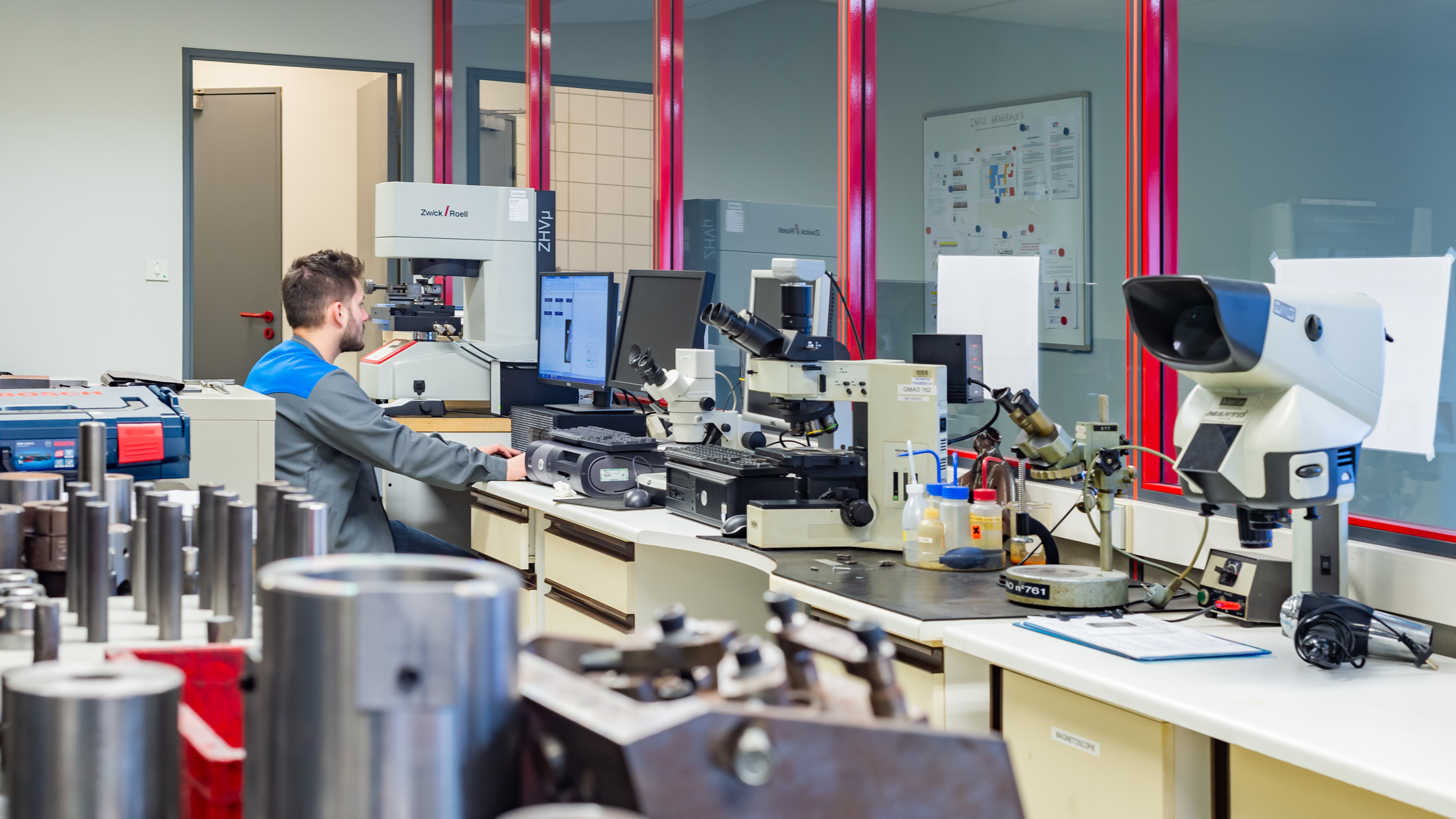 MATERIAL FORMING PROCESSES Industrie automobile